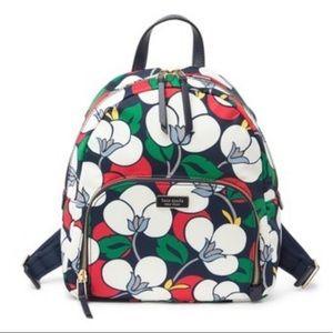 Kate Spade ♠️ Women's Dawn Breezy Floral Med. Bag